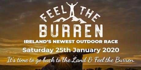 Feel The Burren tickets