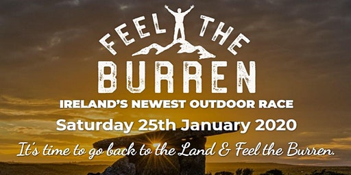 Feel The Burren