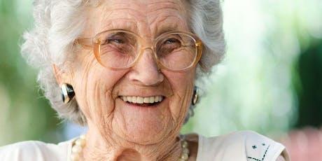 Undercover: Senior Outreach tickets