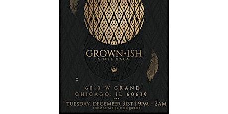 GROWN-ISH A NYE GALA tickets