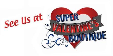 Super Valentine's Boutique - Free 4th annual in Concord tickets