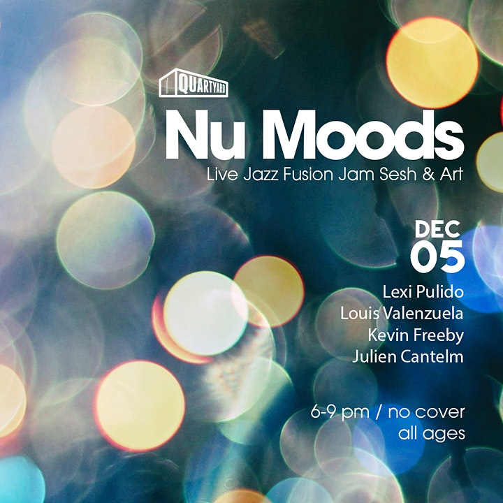 Nu Moods: A Holiday Jazz Special image