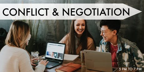 CONFLICT & NEGOTIATION: SPECIAL 2 HOUR WORKSHOP tickets