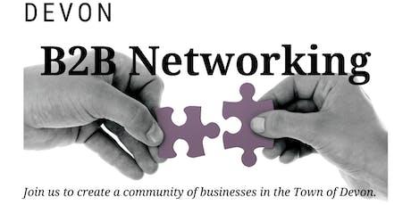 Devon B2B Networking Evening tickets
