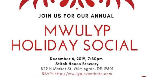 MWULYP Holiday Social