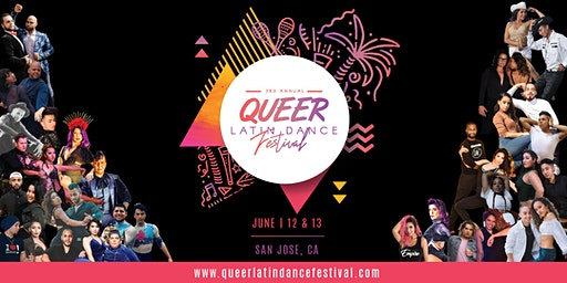 3rd Annual Queer Latin Dance Festival
