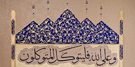 Arabic Calligraphy Workshop tickets