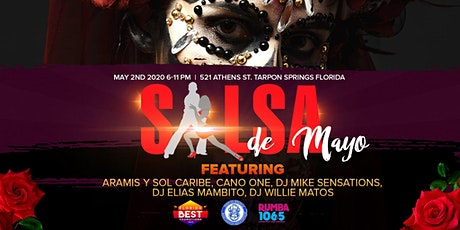 SALSA  Cinco de Mayo tickets