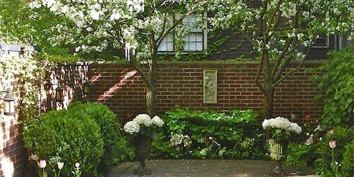 2020 Annual Tour of the Hidden Gardens of Beacon Hill