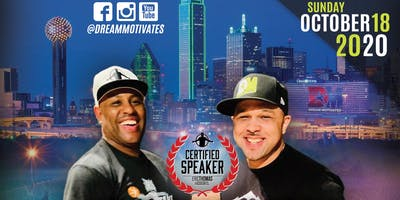 OUT EARN THE PROBLEM ENTREPRENEUR CONFERENCE (WITH DREAM & ERIC THOMAS)