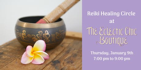 Reiki Healing Circle tickets