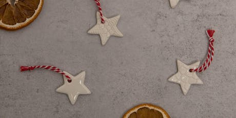 Festive Ceramic Decorations tickets