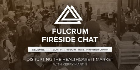 Fulcrum Fireside Chat with CEO and Founder of VitalWare Kerry Martin  tickets