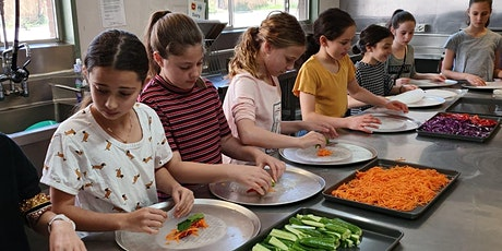 Whipped Up School Holiday Cooking & Circus Classes - Prahran tickets