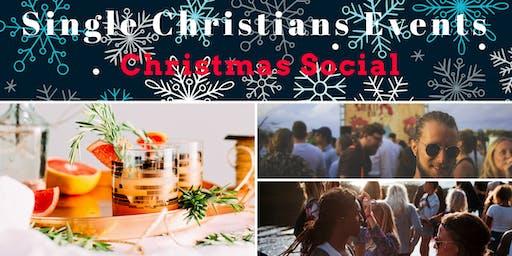 Single Christians Events: Christmas Drinks Social, London