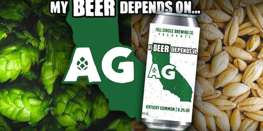 My Beer Depends On AG Can Release