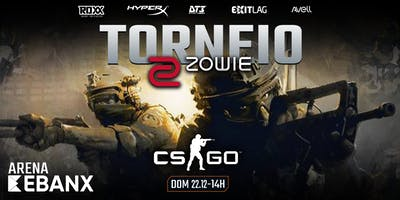 TORNEIO X5 - CS:GO by ZOWIE