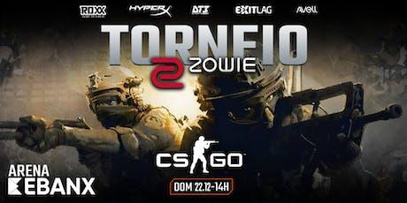 TORNEIO X5 - CS:GO by ZOWIE ingressos