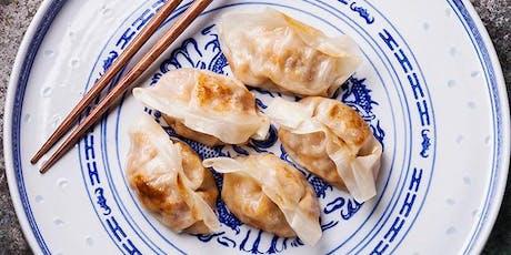 Dumplings & Chablis Night tickets
