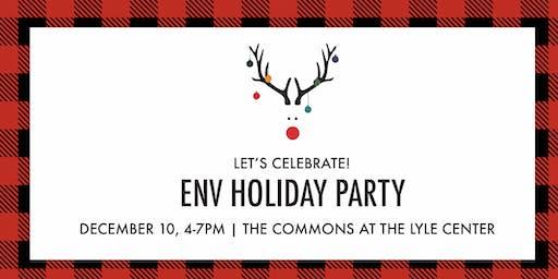 2019 ENV Holiday Party