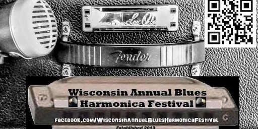 Wisconsin Annual Blues Harmonica Festival 2020