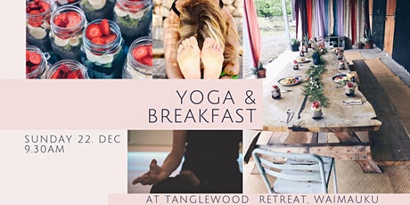 Yoga & Breakfast tickets