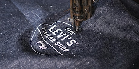 CUSTOMIZE AT LEVI'S TAILOR SHOP tickets