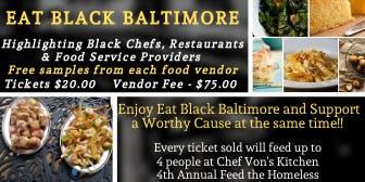 Eat Black Baltimore