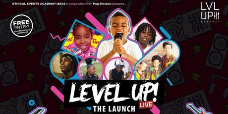 Level Up LIVE - The Launch tickets