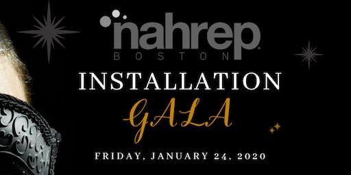 NAHREP Boston: 2020 Installation Gala