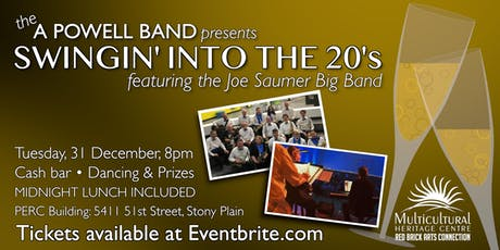 Swingin' Into the 20's tickets