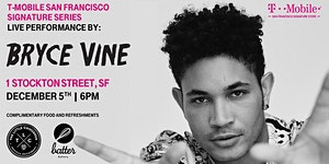 FREE VIP Concert - World Famous BRYCE VINE (New York...