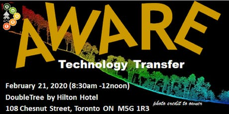 AWARE Technology Transfer tickets