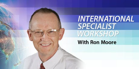 QLD Ron Moore | Reliability Leadership for Operational Excellence tickets