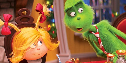 Grinch Family Photos and Movie