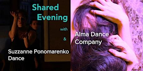 Shared Evening with Alma Dance Co & Suzzanne Ponomarenko Dance tickets