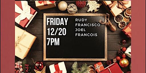 Rudy Francisco & Joel Francois Live in Brooklyn