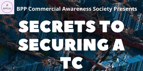 Secrets To Securing A TC tickets