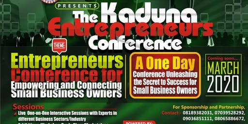The Kaduna Entrepreneurs Conference