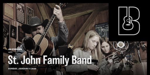 The St. John Family Band