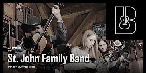 The St. John Family Band