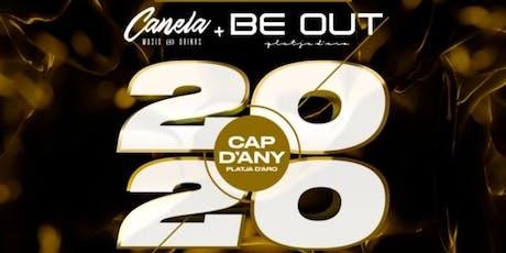 CAP D'ANY 2020 CANELA & BEOUT entradas