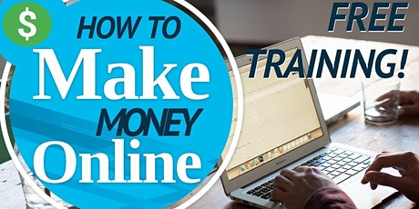 Online Training: How to Earn a 6-figure Side Income Online tickets