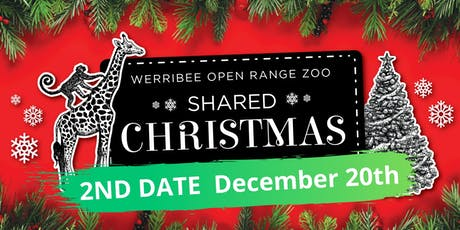 Shared Christmas Party at Werribee Zoo tickets