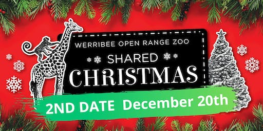 Shared Christmas Party at Werribee Zoo