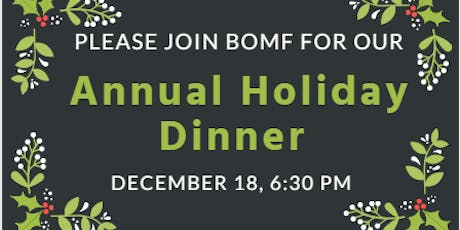Back on My Feet San Francisco Annual Holiday Dinner tickets