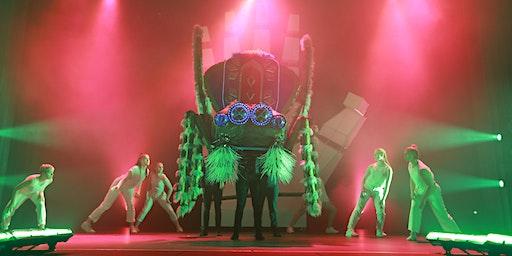 Short course in SFX Monster Prosthetics for Film & Theatre