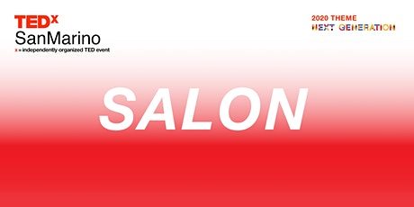 TEDxSanMarino Salon tickets