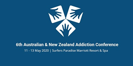 2020 Australian & New Zealand Addiction Conference tickets