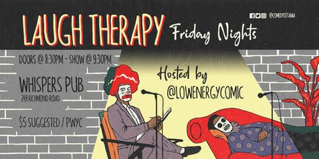 Laugh Therapy tickets